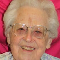 Mrs. Agnes Oldenberg