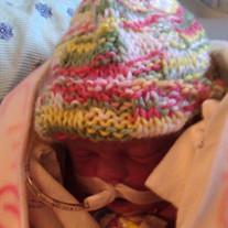 Infant Abigail Rose Schlessinger