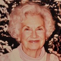 Mrs. Ann Campbell Buchanan