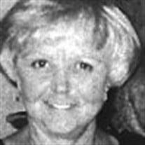 Mrs. Yvonne Rosalie Plagens