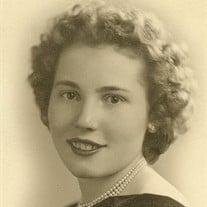Shirley D. Brosius