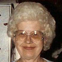 Pauline June Stahl