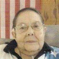 Olive W. Zanella Anderson