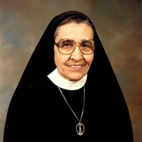 Sister Maria Del Carmen Villalpando