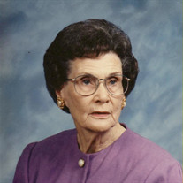 Mrs. Sallie Jo Stone