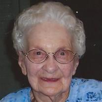 Margaret B.  Fratcher