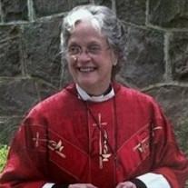 Rev. Canon Anna S Powell
