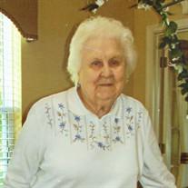 Mrs. Hazel Speelman