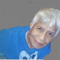 Mrs. Irene Ybarra Garcia