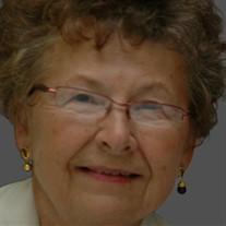 """Patricia  """"Patti"""" Burmeister"""