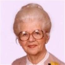 Hedwig Elizabeth Yock