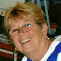Mrs Karen Ann Borwick