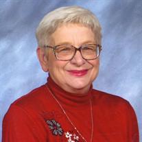 Jeannette Serene Morehead