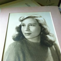 Elizabeth Jane Wooster