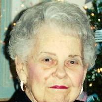 Mary Martha Hancock