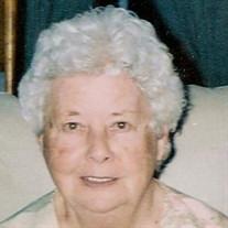 Alfretta B. Judd