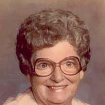 Gladys M. Wallace