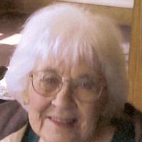 Mildred Penelope Whisler