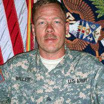 Staff Sergeant Brian Keith Miller
