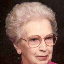 Alma M. Partington