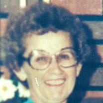 Martha E. McCord