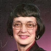 Margaret Ann Cox