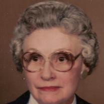 Clora Dell McCord