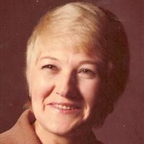 Patricia Lou Burris