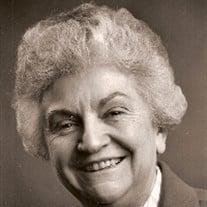 Sister Maria Carmencita c.s.c.