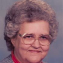 Doris M. McKelvey