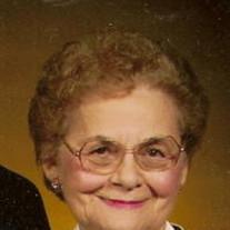 Betty Mae Nicholas