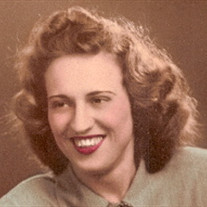 Mary Virginia Highwood
