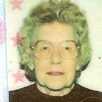 Martha Lavon Runyan