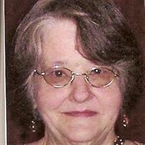 Shirley Anne Kimberling