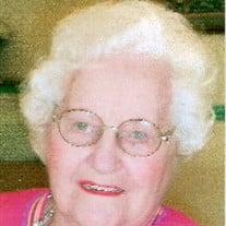 Agnes F. Clem