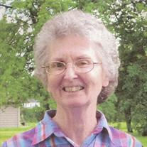 Margaret A Allex