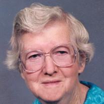 Martha Elizabeth Osban