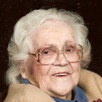 Rosie Lee Miller