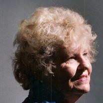 Patricia Mae Humes Wilson