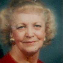 Olive B. LaGarde