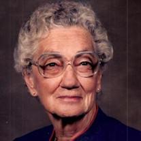 Nettie Nova McNutt