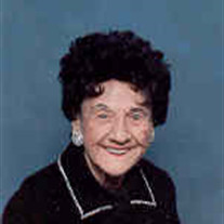 Thelma Jean Romine Hamm