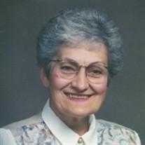 Alma E. Stires