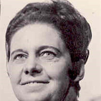 Mildred Joan Troxell
