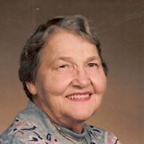 Alma Mae Swingley