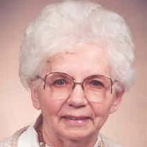 Betty Jean Orebaugh