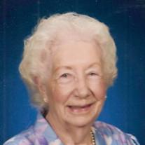 Geraldine V. Hines