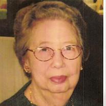 """Miriam """"Jeanette"""" Davis"""