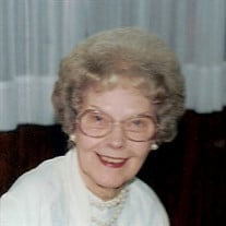 Madge Hancock