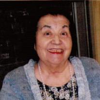 Mrs. Angelina O. Scheideman